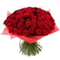 Bouquet 101 red rose 50 cm
