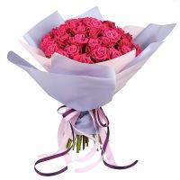 Bouquet 51 crimson roses
