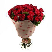 Bouquet 51 roses 60 cm