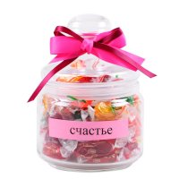 Product Candy pot Happiness