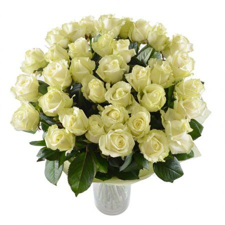 Bouquet Bouquet white roses