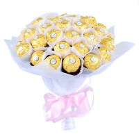 Delicious bouquet of chocolates - order - we will deliver your bouquet anywhere!