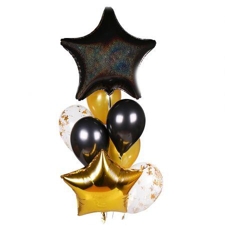 Product Balloon set Gold