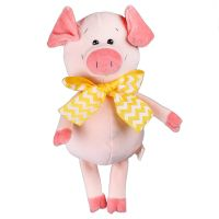 Product Piggie with a bow