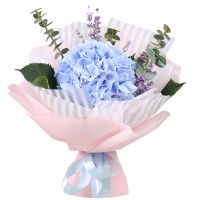Product With hydrangea