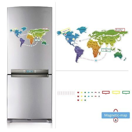 Product Magnetic «World Map»