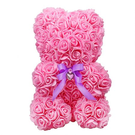 Product Teddy of synthetic roses