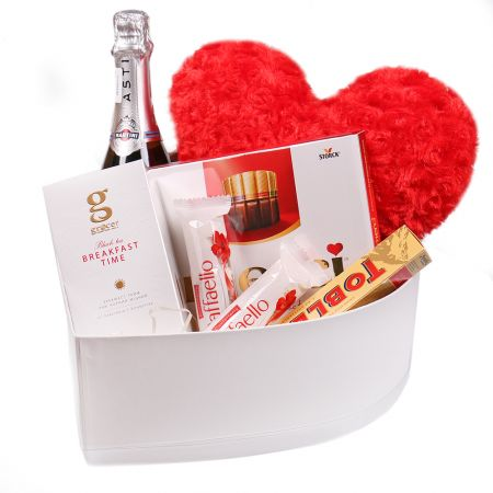Product Set red heart