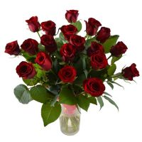Bouquet 19 red roses