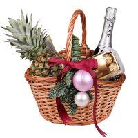 Product Christmas basket 'Winter evening'