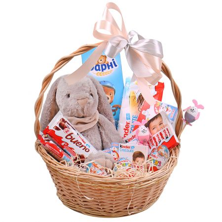 Product Easter sweet basket