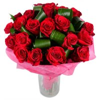 Bouquet Flame of passion 23 roses