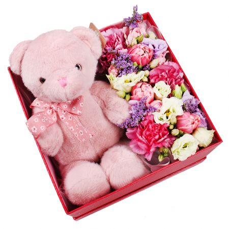 Bouquet Plush gift