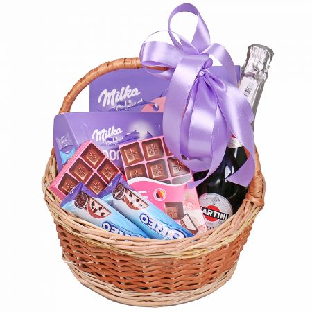 Product Gift box with sweets