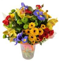 Bouquet Premium watercolor