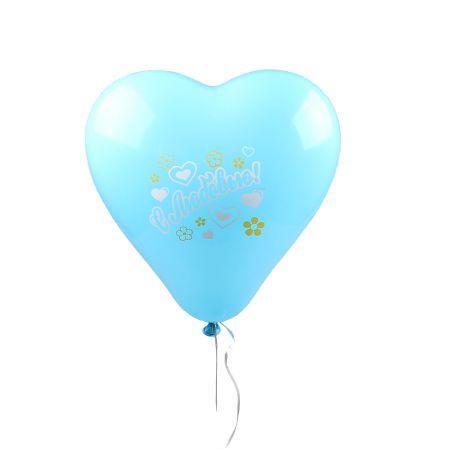 Product Шарик голубой «С любовью»
