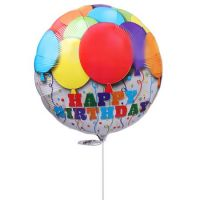 Buy Balloon Happy Birthday online with the best flower delivery