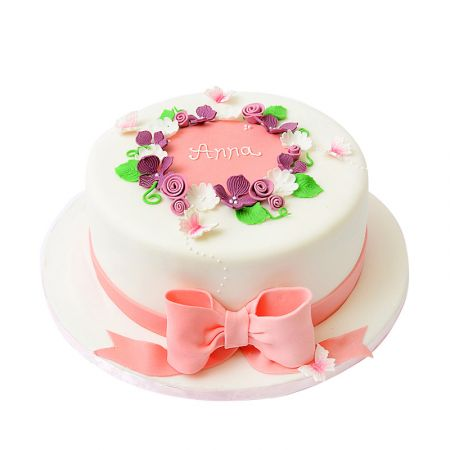 Product Cake to order - Cute Bow