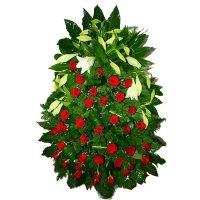 Bouquet Funeral arrangement 2