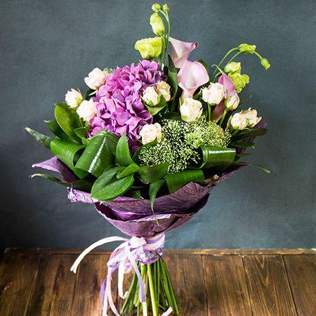 Bouquet Colored dreams