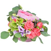 Bouquet Floral box
